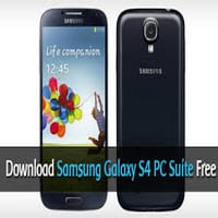 Samsung S4 PC Suite Download For Windows