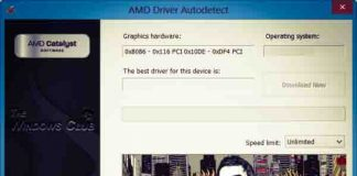 AMD Auto Detect Driver Download Free For Windows