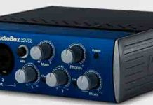 PreSonus AudioBox USB Driver Download Free For Windows