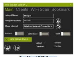 Virtual WiFi Router download for windows