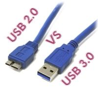 Difference Between USB 2.0 And 3.0