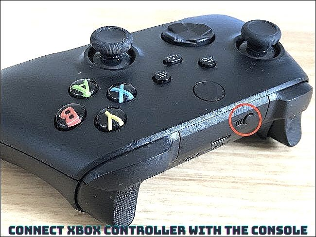 How to reconnect the Xbox Controller with the console