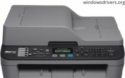 Brother MFC-L2710dw Driver for Windows/Mac/Linux
